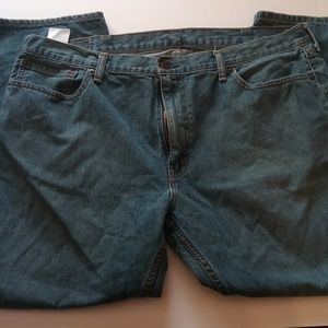 Mens Levi's 559 Size 42 Waist By 30 Long Jeans